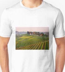 Autumnal vineyards  Unisex T-Shirt