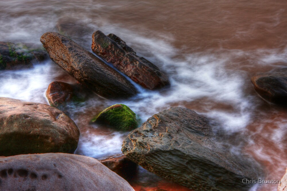 Rock on by Chris Brunton