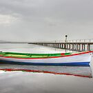 Long Jetty boat by Chris Brunton