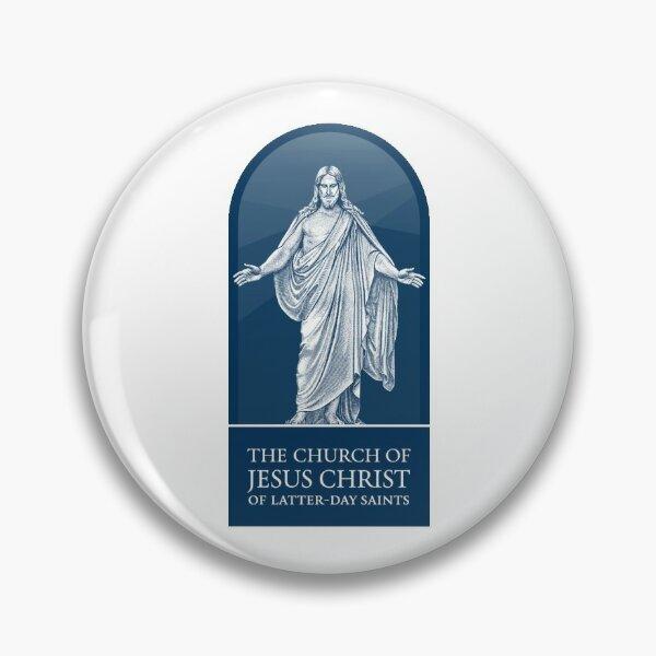 church logo Pin
