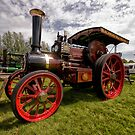 Burrell Road Locomotive, Nummer 3593 Duke of Kent von Jay Lethbridge