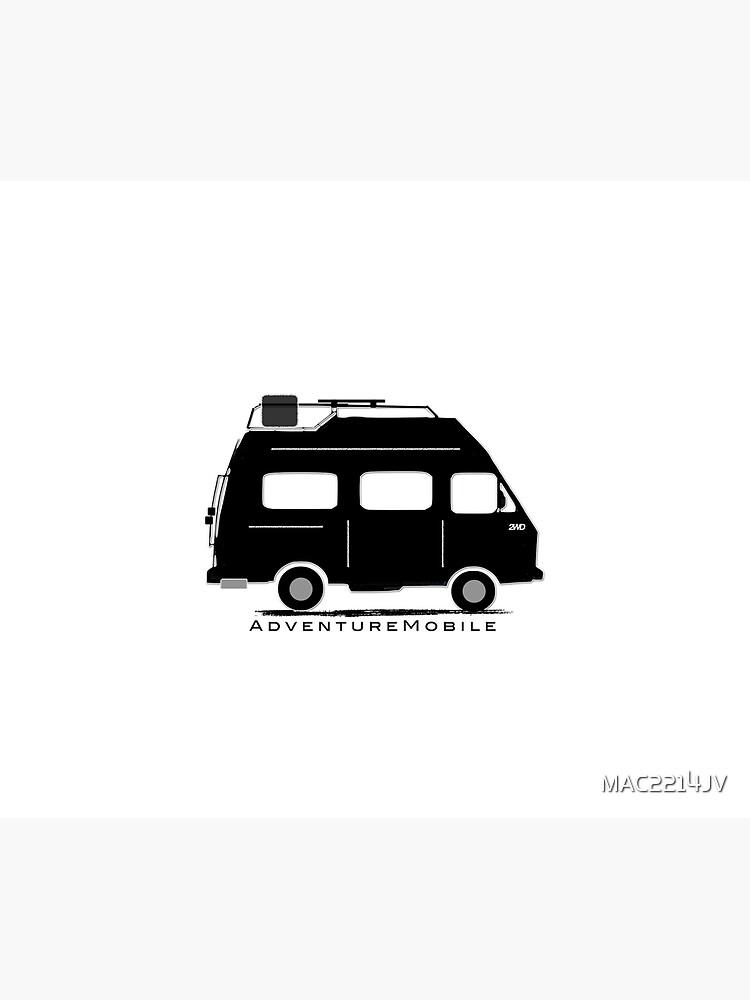The Florida Fatwesty Adventure Campervan by MAC2214JV