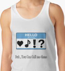 Geno fan shirt Tank Top