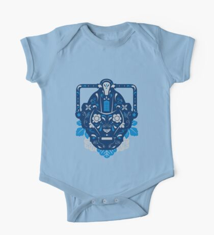 Sugar Cybermen Kids Clothes