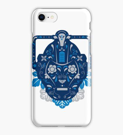 Sugar Cybermen iPhone Case/Skin