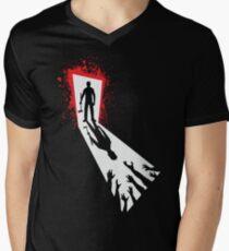 Zombie Killer Men's V-Neck T-Shirt