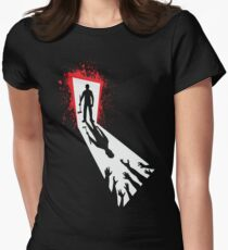 Zombie Killer Women's Fitted T-Shirt