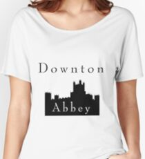 Downton Castle Women's Relaxed Fit T-Shirt