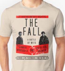 James Moriarty vs. Sherlock Holmes T-Shirt
