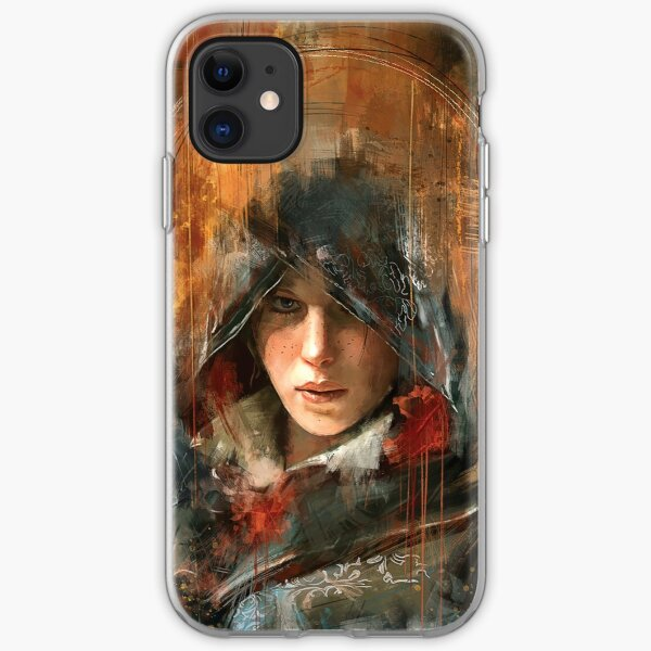 Evie Frye iPhone Soft Case