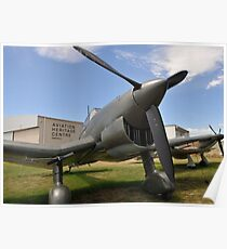 Stuka Dive Bomber Poster