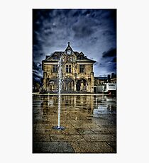 Peterbourgh Guild Hall Photographic Print