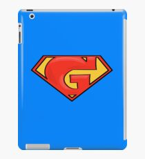 GAULTONIA SYMBOL iPad Case/Skin