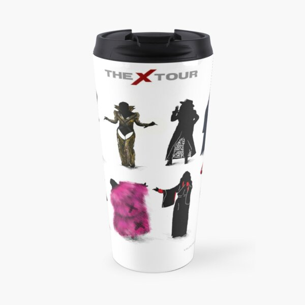 The X Tour Travel Mug