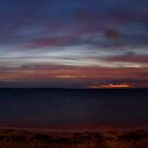 The Edge of Night, Montagu Bay, Nassau, Bahamas by Shane Pinder