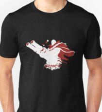 Graves Ink White Unisex T-Shirt