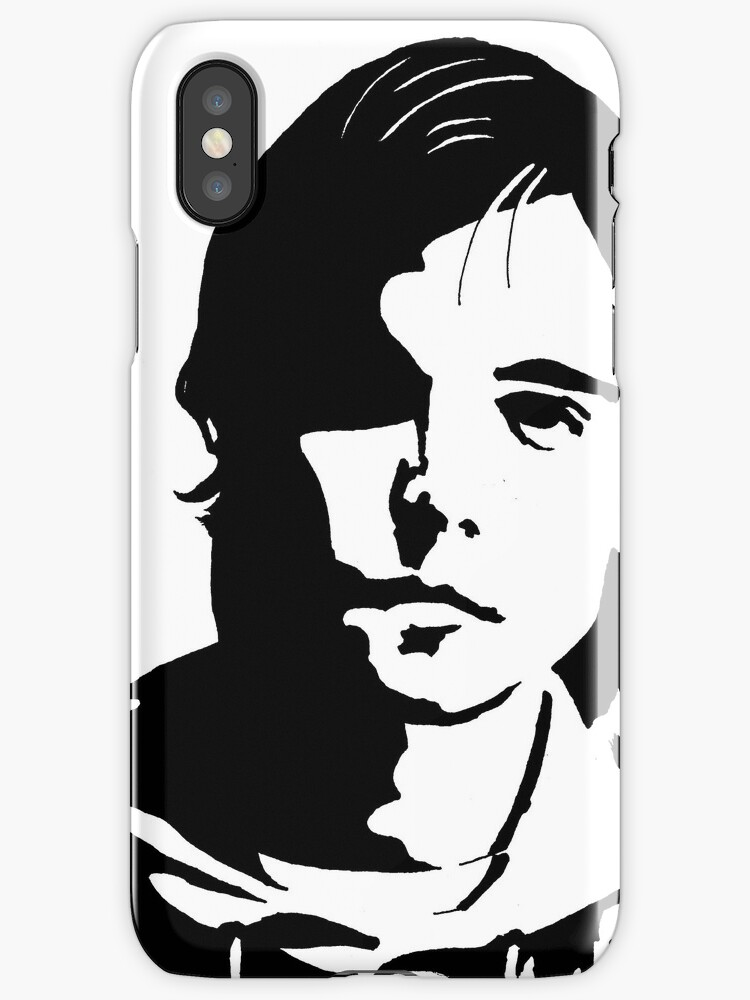 Andrew Lee Potts iPhone by JeffBowan