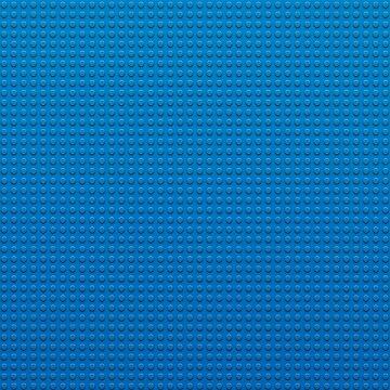 LEGO blue by gungable