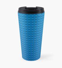 LEGO blue Travel Mug