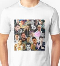 Channing Tatum Collage T-Shirt