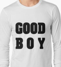 GOOD BOY (BIG BANG) - WHITE Long Sleeve T-Shirt