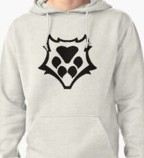 ALL SEEING EYE DOG  Pullover Hoodie