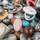 old buttons collection by spetenfia