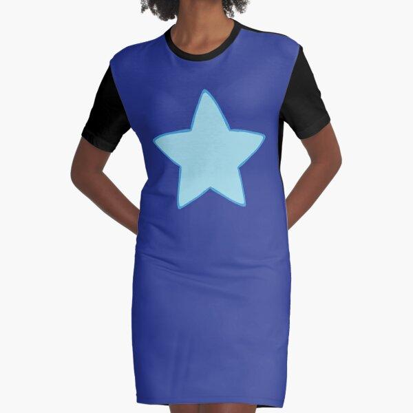 Lapis's Star Graphic T-Shirt Dress