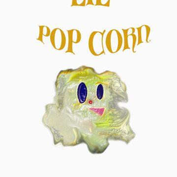 lil pop corn by ludomaewest
