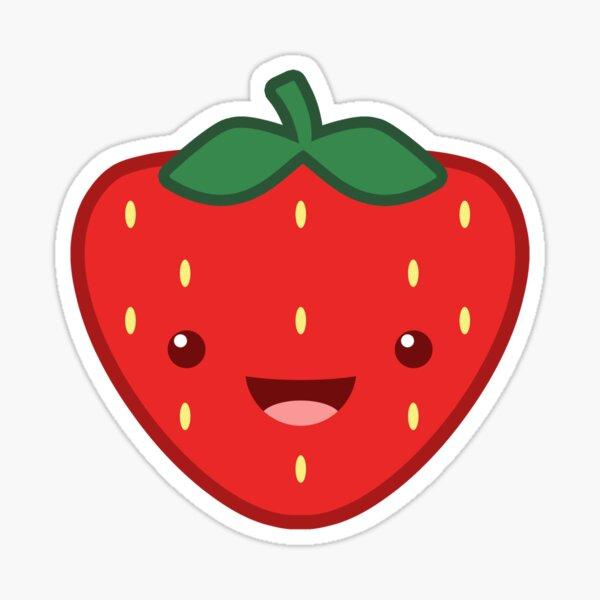 Baby Strawberry Sticker