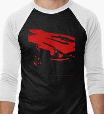 Datsun 240Z Detail - Red on black T-Shirt