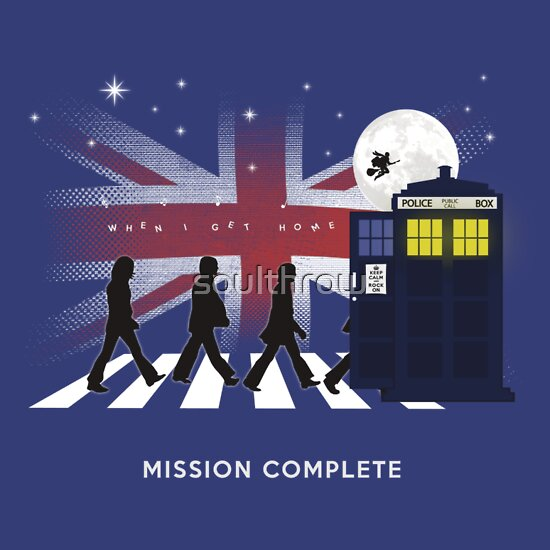 TShirtGifter presents: Beatles feat. Dr.Who - Mash Up (Original Version)