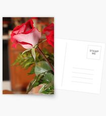 Love and Roses Postcards