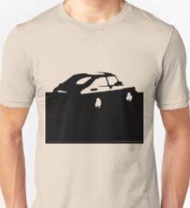 Saab 900, 1990 - Black on cream Unisex T-Shirt
