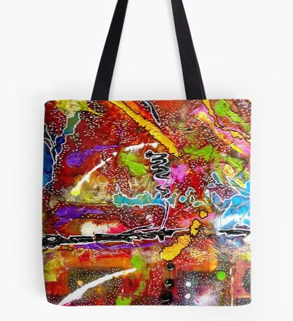 Winter Bliss Tote Bag