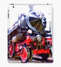 Steam locomotive iPad Case/Skin