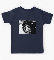 Saab 9-5 Aero Wheel Kinder T-Shirt