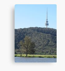 Canberra - Tower Canvas Print