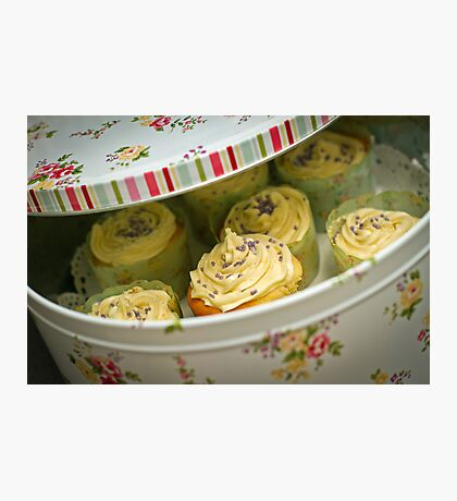 Tin Full of Yummyness (and Calories) Photographic Print