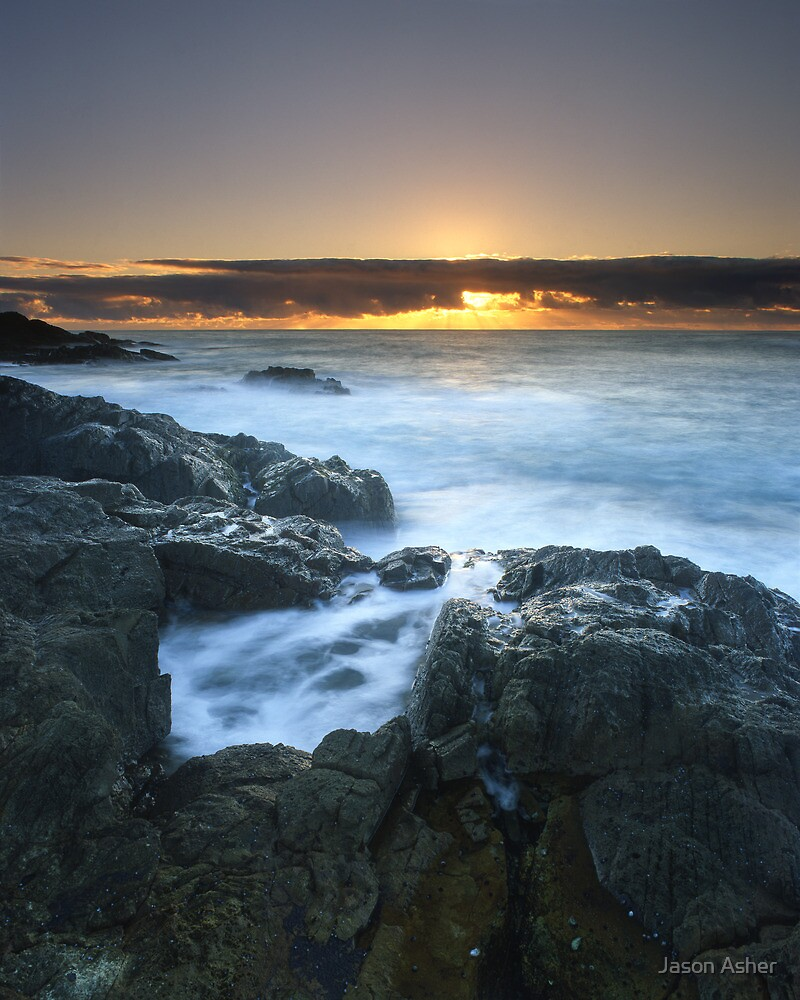 """""""The Rise of Day"""" ∞ Mimosa Rocks, NSW - Australia by Jason Asher"""