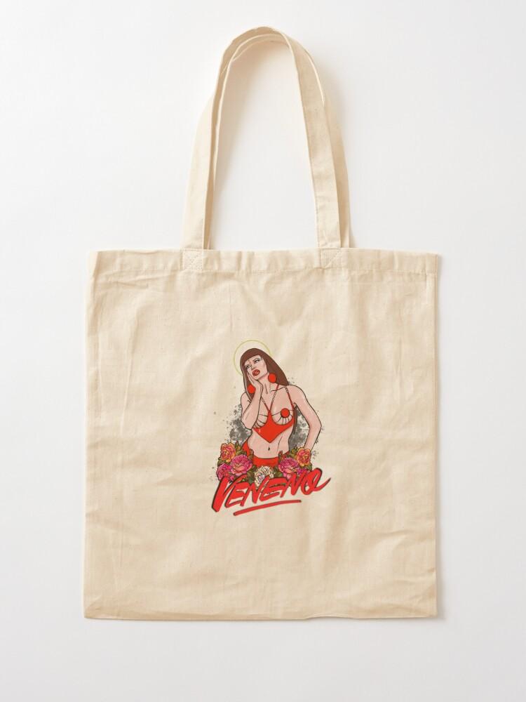 La Veneno loneta bag
