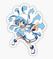 Shinryaku! Ika Musume Sticker