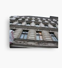 Berlin Exterior Canvas Print