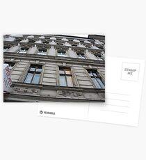 Berlin Exterior Postcards