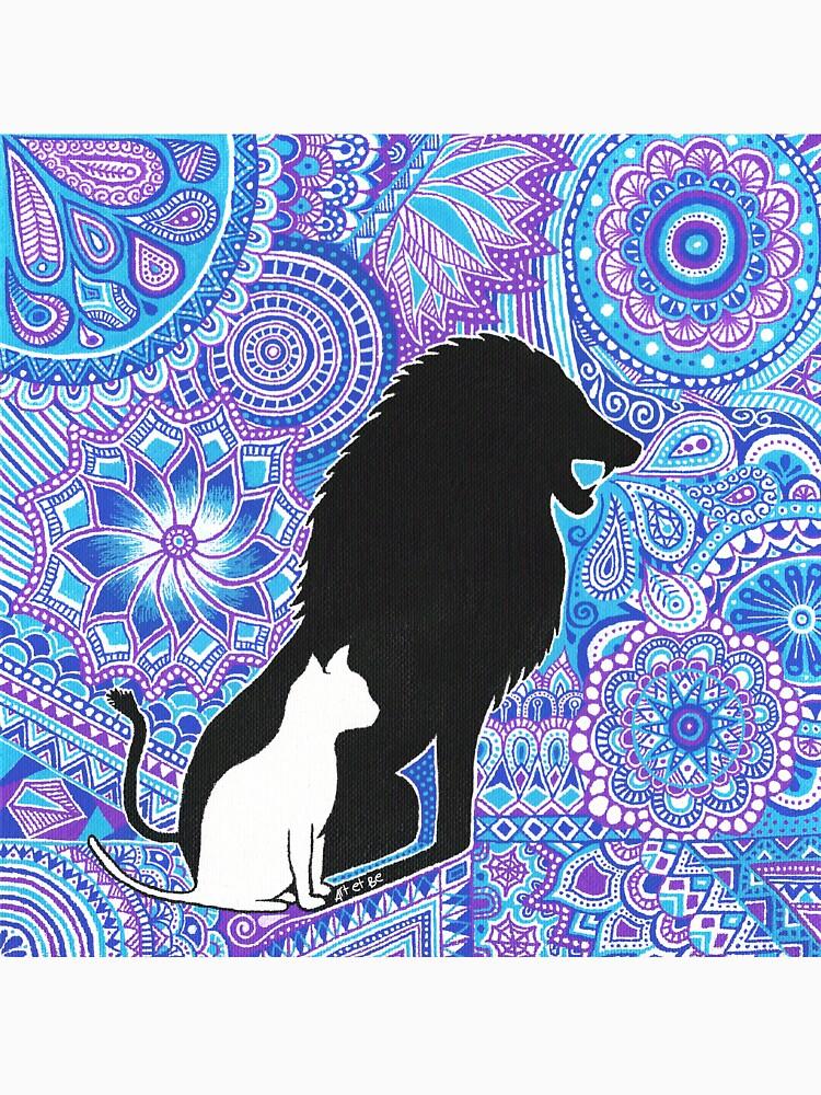 ¡La fuerza del león! de artetbe
