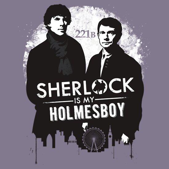 TShirtGifter presents: Sherlock