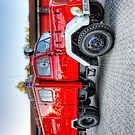 Emergency Oldtimer by MarkusWill