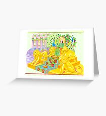 Festal greeting cards redbubble the king solomon greeting card m4hsunfo