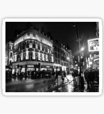 London's West End Sticker