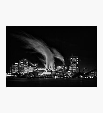 City Nights Photographic Print